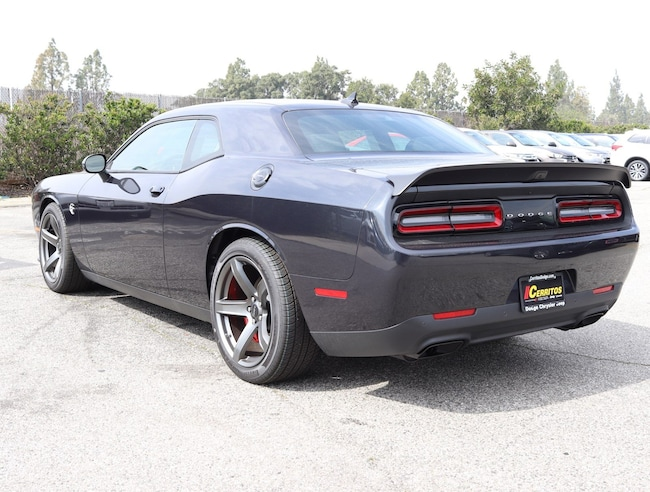 Dodge Challenger Hellcat For Sale >> New 2019 Dodge Challenger Srt Hellcat For Sale Cerritos Ca