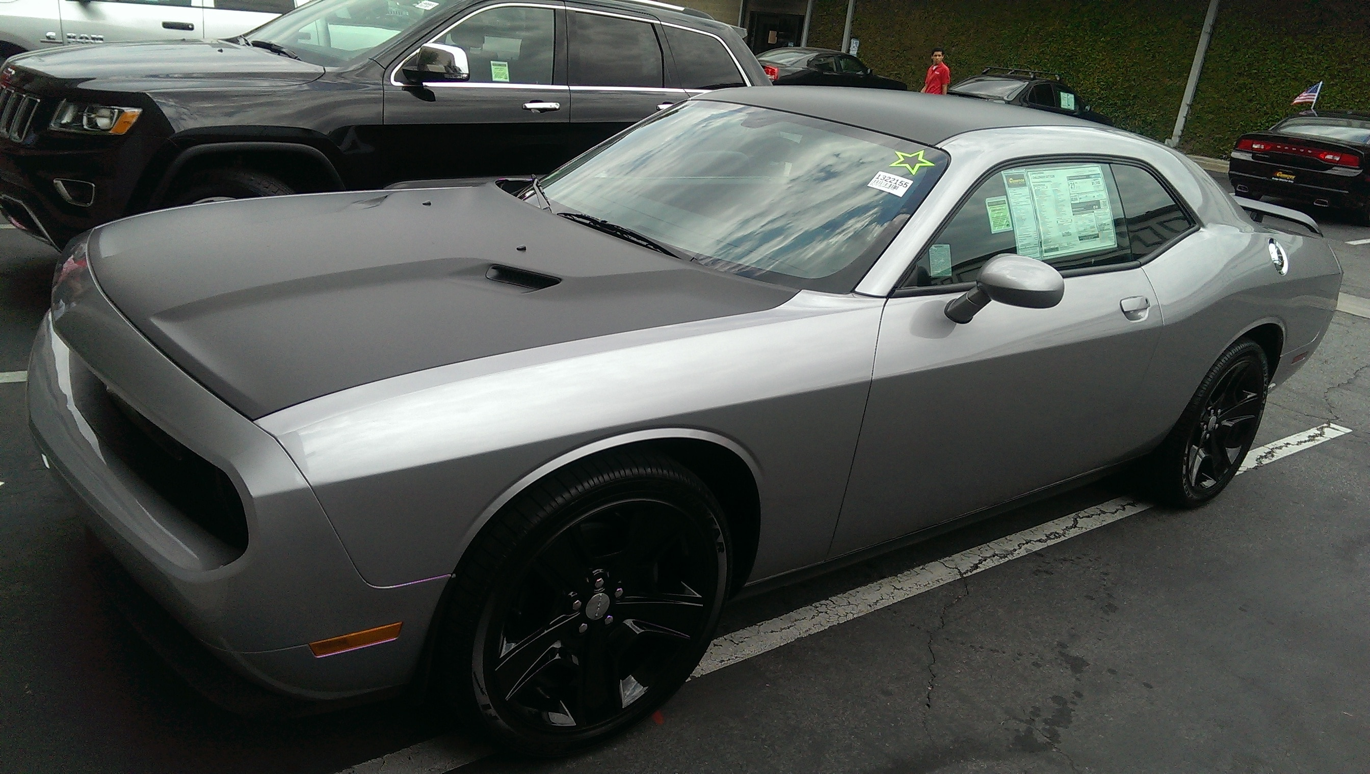 Marvelous 2013 Dodge Challenger Custom Parts Aratorn