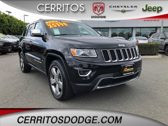 2015 Jeep Grand Cherokee Limited RWD  Limited
