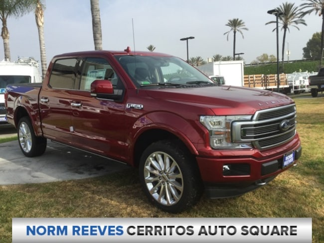 2019 Ford F-150 Limited Truck