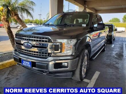 2018 Ford F-150 XLT Truck SuperCrew Cab