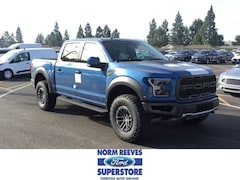 2020 Ford F-150 Raptor Raptor 4WD SuperCrew 5.5 Box
