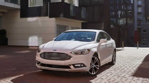 ford fusion maintenance schedule