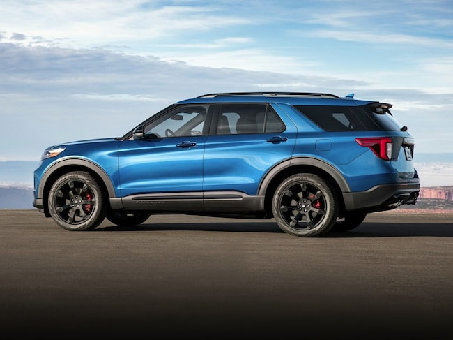 New Ford Explorer >> New 2020 Ford Explorer For Sale At Norm Reeves Ford Vin