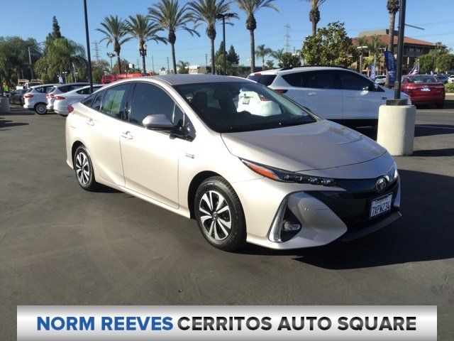 2017 Toyota Prius Prime Advanced Advanced