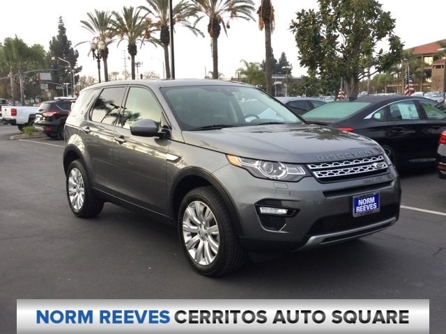 2015 Land Rover Discovery Sport HSE SUV