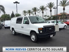 2014 Ford Econoline Cargo Van Commercial E-150 Commercial