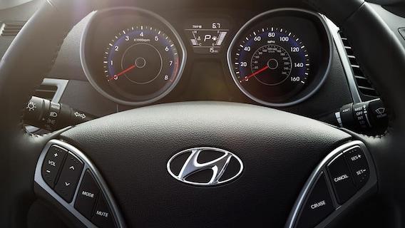 Hyundai Elantra Dashboard Symbols Cerritos CA | Hyundai Dealer