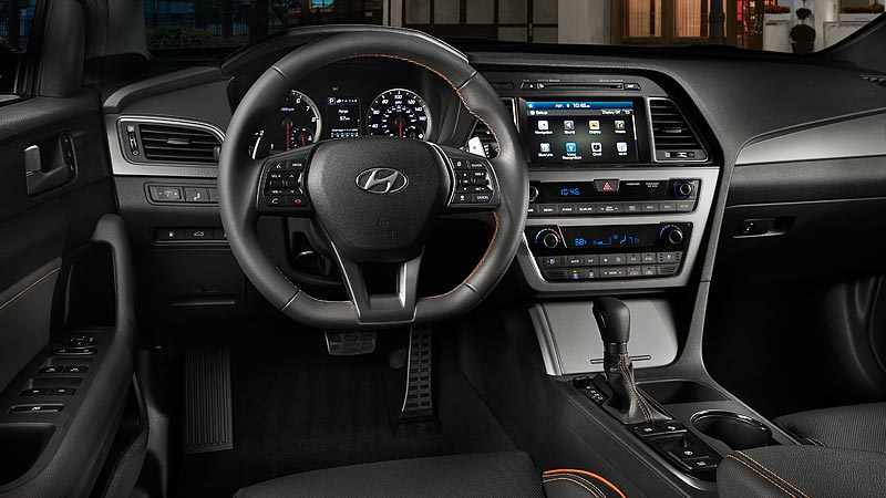 Marvelous On The Dashboard Of This Yearu0027s Hyundai Sonata Are Numerous Warning Lights  That Will Let You Know When You Should Head To Norm Reeves Hyundai  Superstore In ...