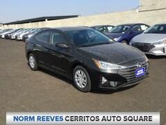 2020 Hyundai Elantra SE w/SULEV Sedan
