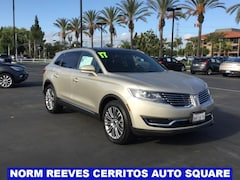 Used 2017 Lincoln MKX Reserve Reserve AWD