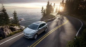 The  Lincoln Mkc Vs The  Ford Edge