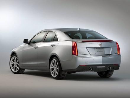 2014 Cadillac ATS Standard RWD Sedan