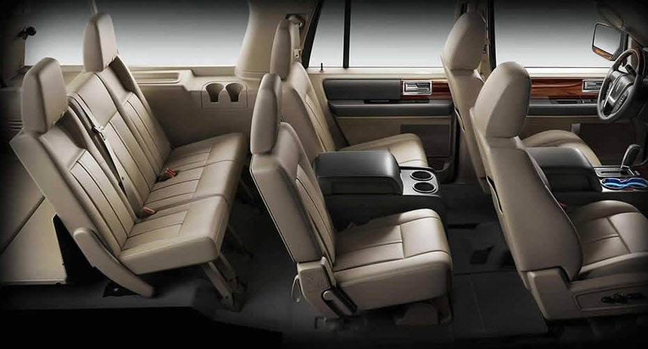 Awesome 2015 Lincoln Navigator Interior LA