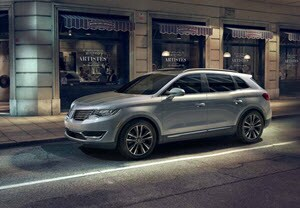 Lincoln MKX Interior Dimensions