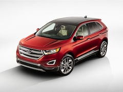 Used 2017 Ford Edge SEL SEL FWD
