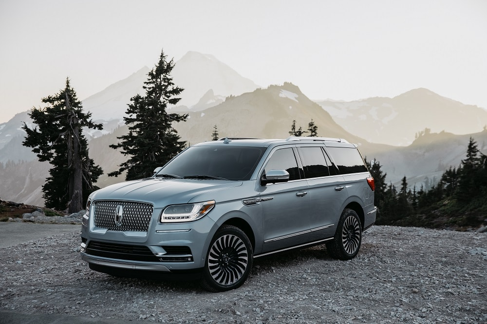 Lincoln Navigator Towing Capacity Norm Reeves Lincoln