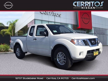 2020 Nissan Frontier SV Truck King Cab