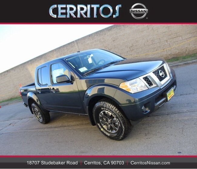 New 2019 Nissan Frontier Pro 4x For Sale In Cerritos Ca 1900406