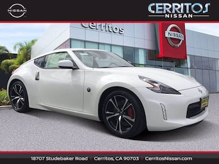 2020 Nissan 370Z Sport Touring Coupe