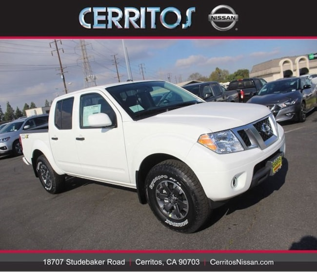 New 2019 Nissan Frontier Pro 4x For Sale In Cerritos Ca 1900405