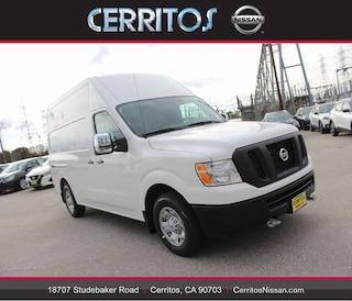 2019 Nissan NV Cargo NV2500 HD SV V8 Van High Roof Cargo Van