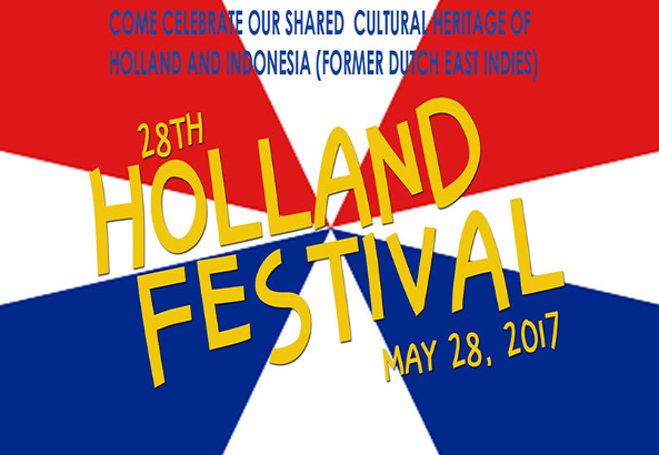 Holland Festival at Gemmrig Park in Long Beach