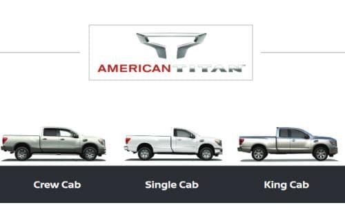 Nissan Titan Cabs