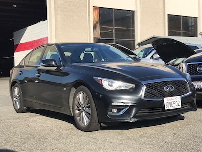 Incredible Used Black 2018 Infiniti Q50 3 0T Luxe For Sale In Cerritos Ca R28497 Cerritos Used Infiniti For Sale Jn1Ev7Ap7Jm591582 Dailytribune Chair Design For Home Dailytribuneorg