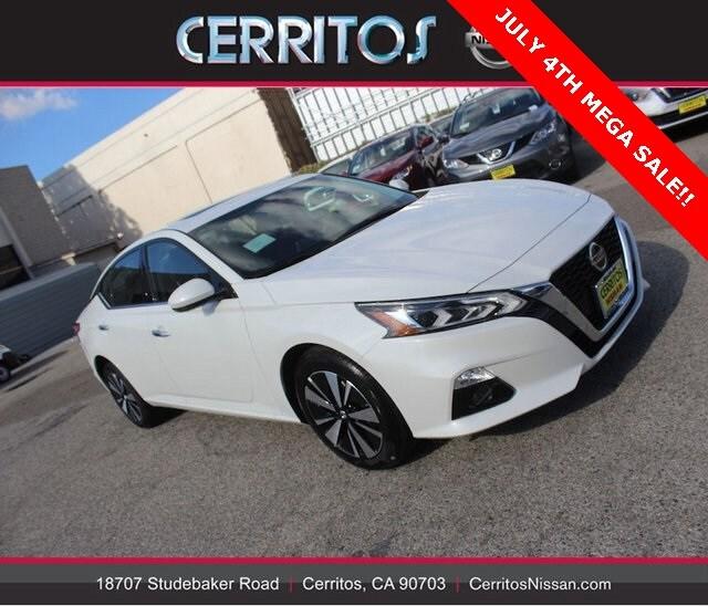New 2019 Nissan Altima 2 5 SL For Sale in Cerritos CA 1900158 | Cerritos  New Nissan For Sale 1N4BL4EW3KN301359