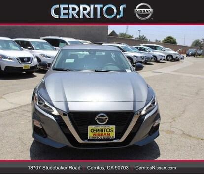 New 2020 Nissan Altima 2 5 SR For Sale in Cerritos CA 2000026   Cerritos  New Nissan For Sale 1N4BL4CV6LC112566