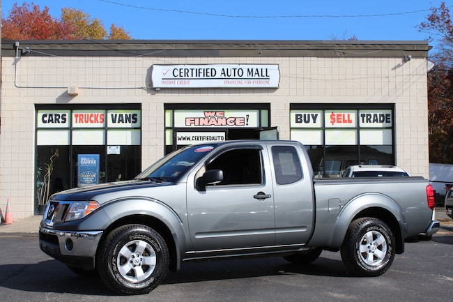 2009 Nissan Frontier SE 4X4 Truck King Cab