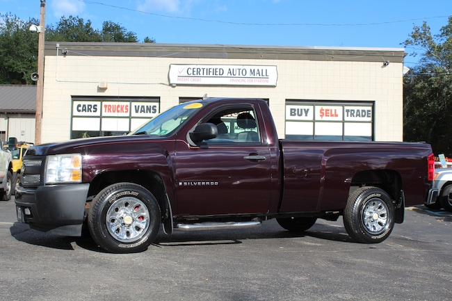 2008 Chevrolet Silverado 1500 Work Truck Truck Regular Cab