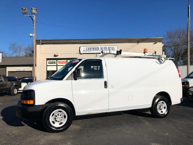 2009 Chevrolet Express 2500 Cargo Van Commercial