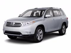2012 Toyota Highlander Limited V6 AWD SUV