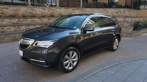 2016 Acura MDX MDX SH-AWD with Advance