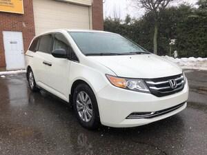 2014 Honda Odyssey SE * 8 PASSAGERS * PNEU ÉTÉ ET FREIN NEUF *