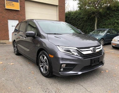 2019 Honda Odyssey EX * SIÈGES CHAUFFANT * 8 PASSAGERS * Van Passenger Van
