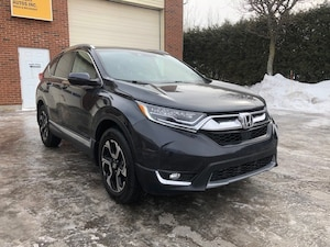 2018 Honda CR-V Touring AWD * FULL EQUIPÉ * CUIR * TOIT OUVRANT *