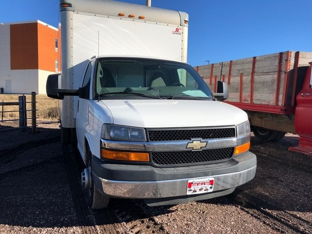 2014 Chevrolet Express 3500 Work Van Cab/Chassis