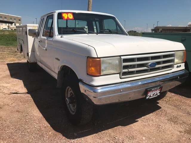 1990 Ford F-250 XL Truck
