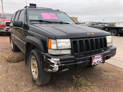 1996 Jeep Grand Cherokee Limited SUV