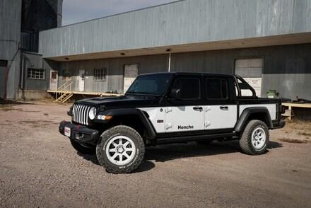2020 Jeep Gladiator Rubicon Truck