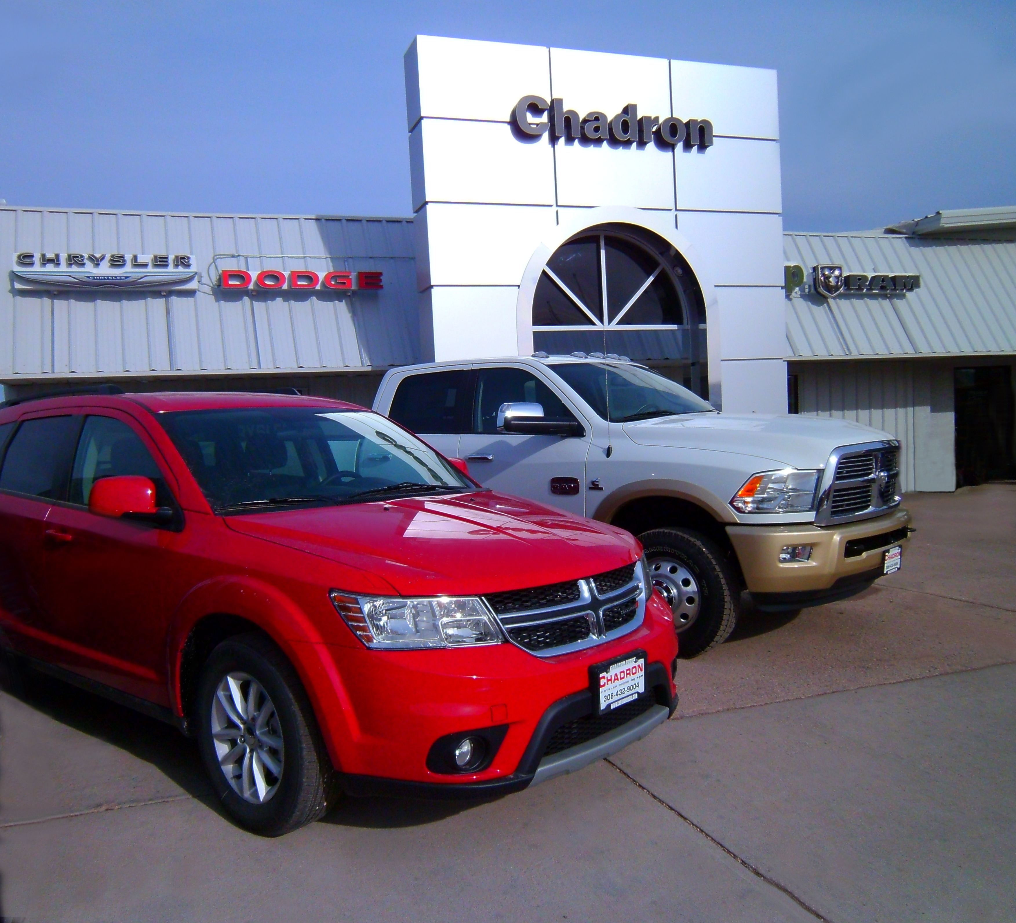 About Chadron Chrysler Dodge Jeep RAM