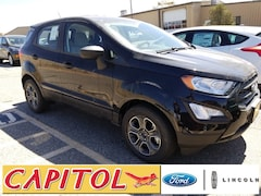 2018 Ford EcoSport S Crossover MAJ3P1RE3JC161039