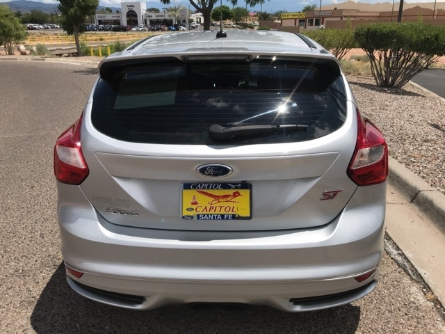 Used 2014 Ford Focus For Sale At Capitol Lincoln Vin