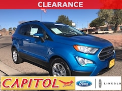 Used 2019 Ford EcoSport SE SUV