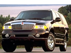 Used 1998 Lincoln Navigator Base SUV