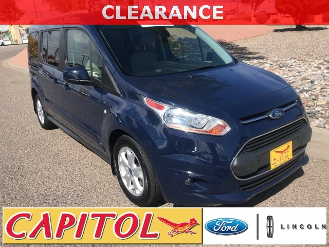 2016 Ford Transit Connect Titanium Wagon