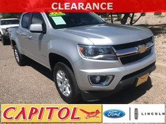 Used 2018 Chevrolet Colorado LT Truck